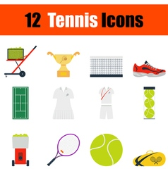 icons template vector image vector image