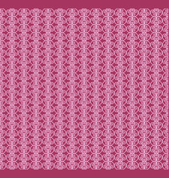 Abctract pink pattern vector
