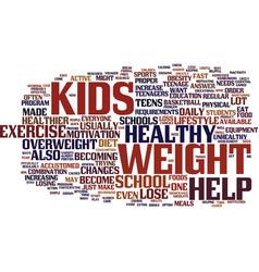 loss school teen weight text background word vector image