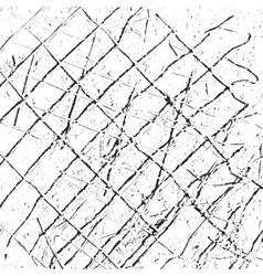 Grid Distress vector image vector image