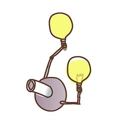 A electric light vector