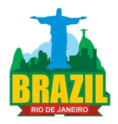 Brazil vector