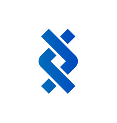 chain bond tread company infinity concept vector image