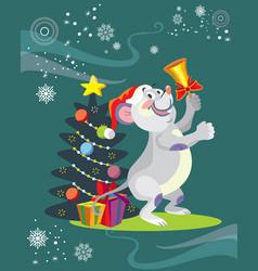 Christmass image 3 vector