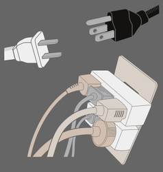 Miscellaneous Electrical vector image