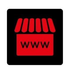 Webstore icon vector image