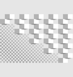 abstract background white geometric texture vector image
