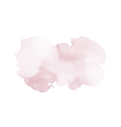 Soft pink and harmony background stain splash vector
