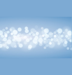 blue lights backgrounds vector image