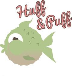 Huff puff vector