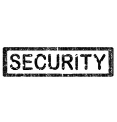office stamps security vector image