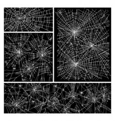 web background pattern set iii vector image