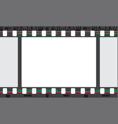 Film stripe frame vector