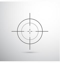 Sniper target vector