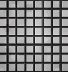 abstract steel seamless pattern vector image