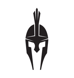 Iron helmet medieval knight icon vector
