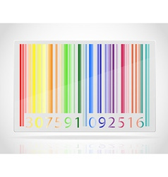 Barcode 07 vector