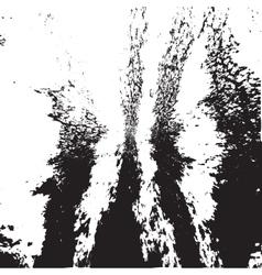 Vertical grunge texture vector