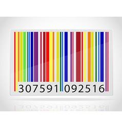 Barcode 08 vector