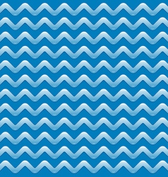 Blue abstract pattern with bright stripes vector image