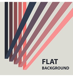 Flat background 2 vector