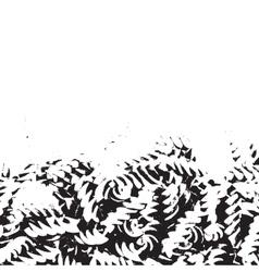 Pasta Texture vector image vector image