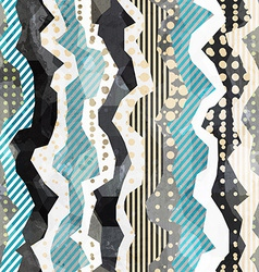 fabric seamless pattern vector image