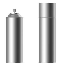 spray can vector image
