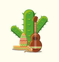 Mexico concept design vector