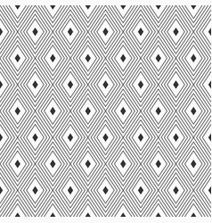 seamless pattern geometric background with vector image