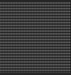 Abstract carbon fiber diamond grid material vector