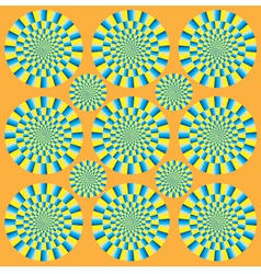 Hypnotic show of rotation vector