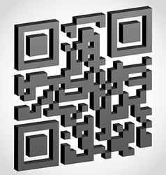 Qr code 04 vector