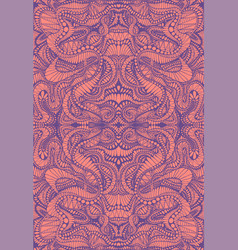 psychedelic colorful decorative background ashen vector image