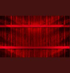 Red design with outline skin boards billboard vector