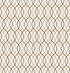 Simple seamless pattern in oriental style vector
