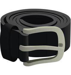 black belt vector image vector image