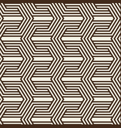 abstract monochrome vintage seamless pattern vector image