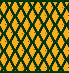 seamless repeating pattern of rhombuses vector image
