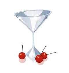A cocktail vector