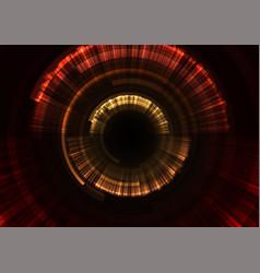 circle digital blast abstract sheet background vector image