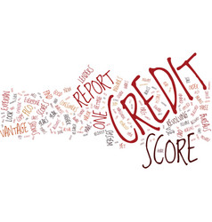 Even people with good credit are penalized text vector