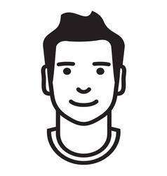 Avatar icons10 resize vector image