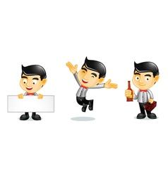Bartender 1 vector image