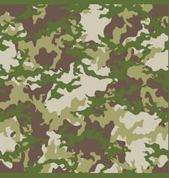 Printmilitary green print seamless vector