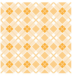 Light brown plaid background - checked pattern vector