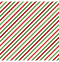 Simple retro geometric Christmas pattern vector