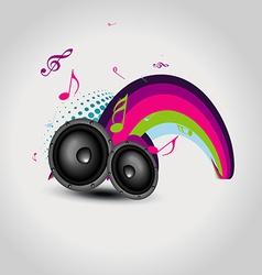 Speaker design vector