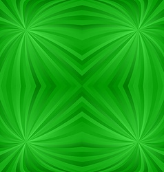 Seamless green twirl pattern background vector