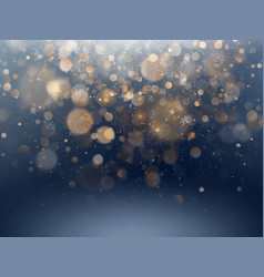 Christmas and new year template with white blurred vector